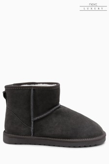Signature Luxury Suede Boot