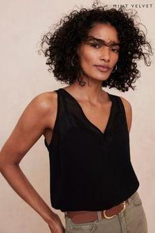 Set of 4 Natural Petal Tea Towels