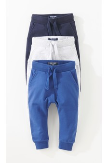 Super Skinny Joggers Three Pack (3mths-7yrs)