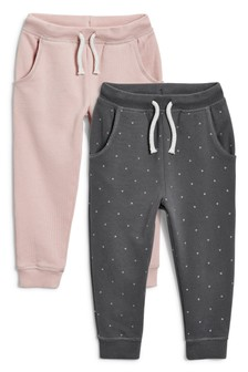 Sparkle Joggers Two Pack (3mths-6yrs)