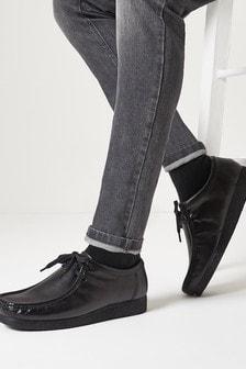 Suede Wallabee Shoes