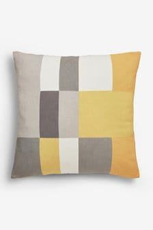 Patchwork Large Cushion