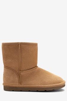 Short Pull On Boots (Older)