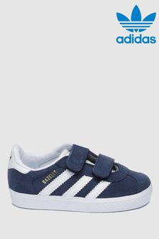 6795115eb61f adidas Originals Gazelle Velcro Youth