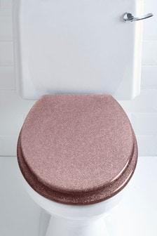 Glitter Toilet Seat