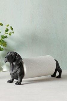 Sausage Dog Kitchen Roll Holder