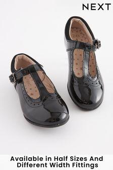 T-Bar Patent Shoes (Older)