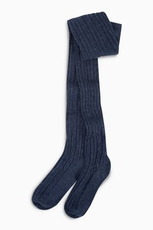 Cable Knit Tights (Older)