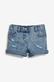 Distressed Shorts (3mths-7yrs)