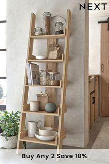 Bronx Compact Ladder Shelf