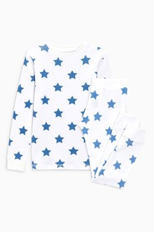 Thermal Star Top And Bottoms Set (2-16yrs)