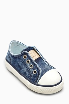 Laceless Trainers (Younger)