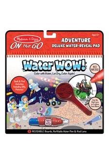 Melissa & Doug Water Wow Adventure Deluxe