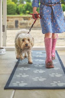 Howler & Scratch Big Paws Washable Runner