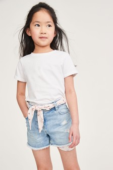 Belted Shorts (3-16yrs)