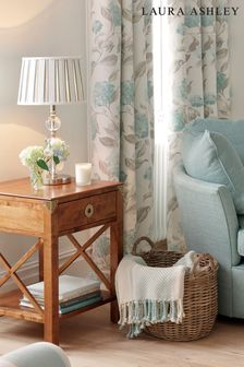 Balmoral Honey 1 Drawer Side Table by Laura Ashley