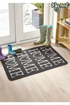 Utility Home Washable Non Slip Doormat by My Mat