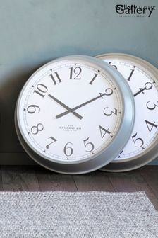 Gallery Direct Livingston Fossil Clock
