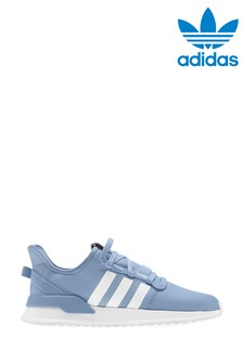 adidas Originals Blue U-Path Run Trainers