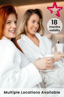 Spa Day With Afternoon Tea Gift Experience by Activity Superstore