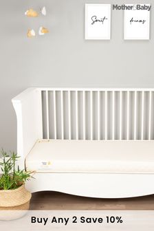 Organic Cot Bed Mattress By Mother&Baby