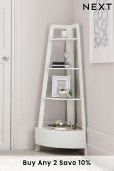 Mode Compact Corner Ladder Shelf