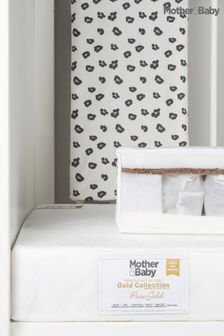 Anti Allergy Coir Pocket Sprung Cot Bed Mattress By Mother&Baby
