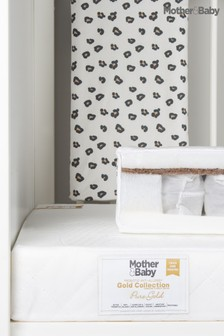 Anti Allergy Coir Pocket Sprung Cot Mattress By Mother&Baby