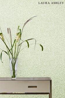 Laura Ashley Hedgerow Little Vines Wallpaper