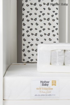 Anti Allergy Pocket Sprung Cot Bed Mattress By Mother&Baby
