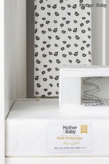 Anti Allergy Sprung Cot Bed Mattress By Mother&Baby