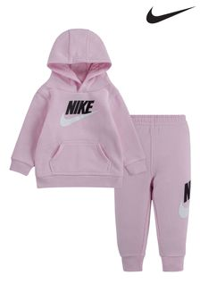 Nike Infant Futura Pullover Hoodie and Jogger Set