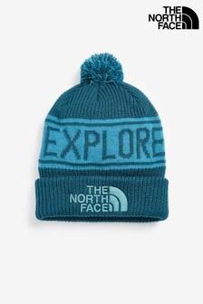 The North Face Retro Pom Pom Beanie