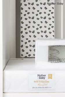 Anti Allergy Sprung Cot Mattress By Mother&Baby