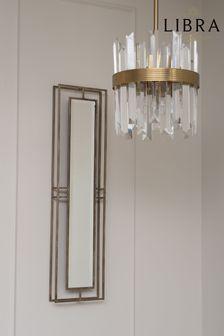 Libra Occtaine Rectangular Link Wall Mirror