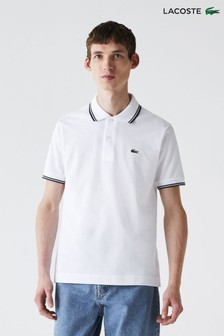 Lacoste® Tipped Polo