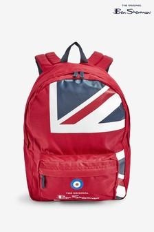 Ben Sherman Union Jack Backpack