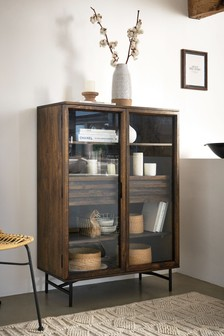 Elmir Glazed Cabinet