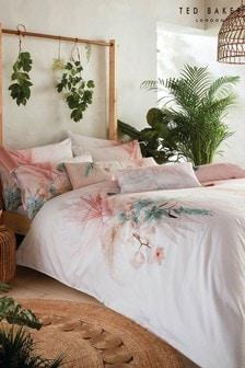 Ted Baker Pink Serendipity Duvet Cover
