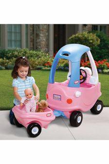 Little Tikes Princess Cozy Coupe Trailer - Pink