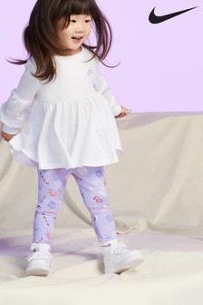 Nike Little Kids Logo Tunic and Legging Set