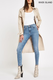 River Island Mid Auth Amelie Noosa Jeans