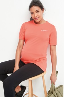 Maternity/Postpartum Seamless Active Support Top