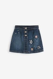 Sequin Skirt (3-16yrs)