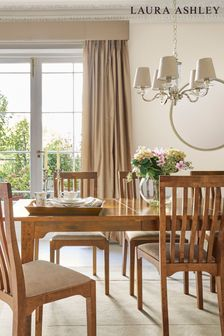 Garrat Honey Extending Dining Table by Laura Ashley