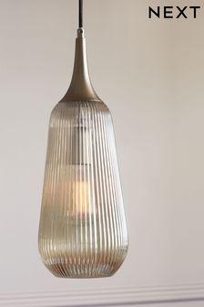 Champagne Hertford Pendant Ceiling Light