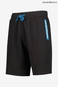 Emporio Armani Loungewear Jersey Shorts