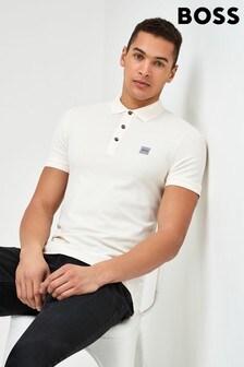 BOSS Natural Passenger Polo Shirt