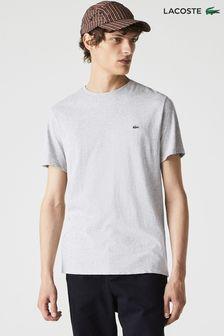 Lacoste Grey Pima T-Shirt