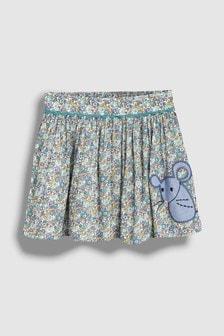 Mouse Appliqué Skirt (3mths-7yrs)